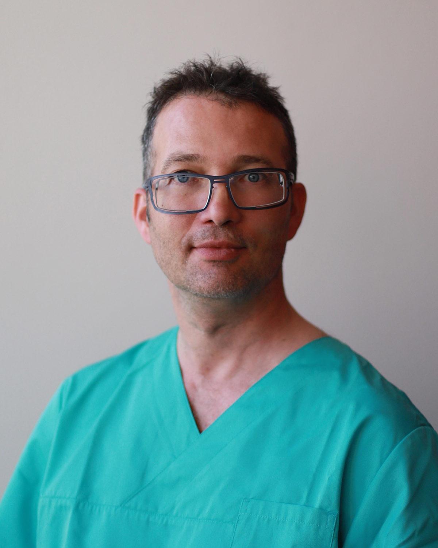 Dr Vincent Chaudron